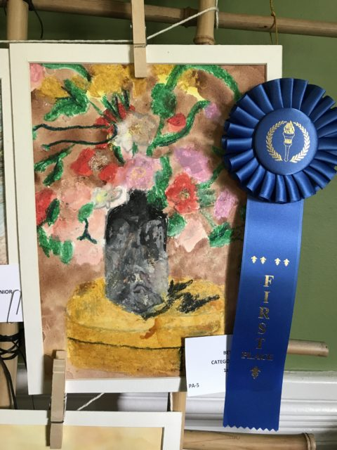 Creve Coeur Arbor Day Art Contest 2017