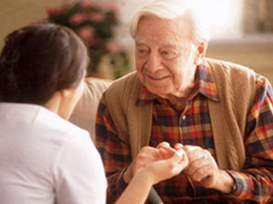 Caregiver Tips: Late Stage Alzheimer's Communication