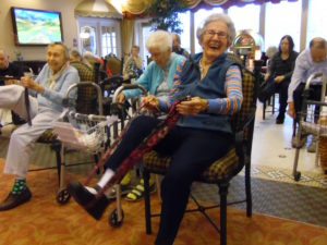 Exercise Benefits People Who Have Dementia