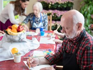 Art Therapy for Quality of Life
