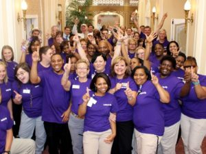 Parc Provence recognized by CPI as a Distinguished Provider in Memory Care