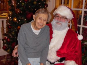 "Our Residents are on Santa's ""Nice"" List!"