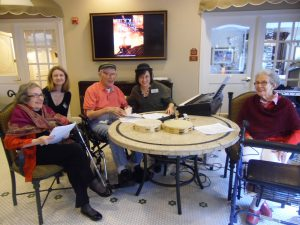 "Music Therapy: Residents Perform ""Fiddler On The Roof"""