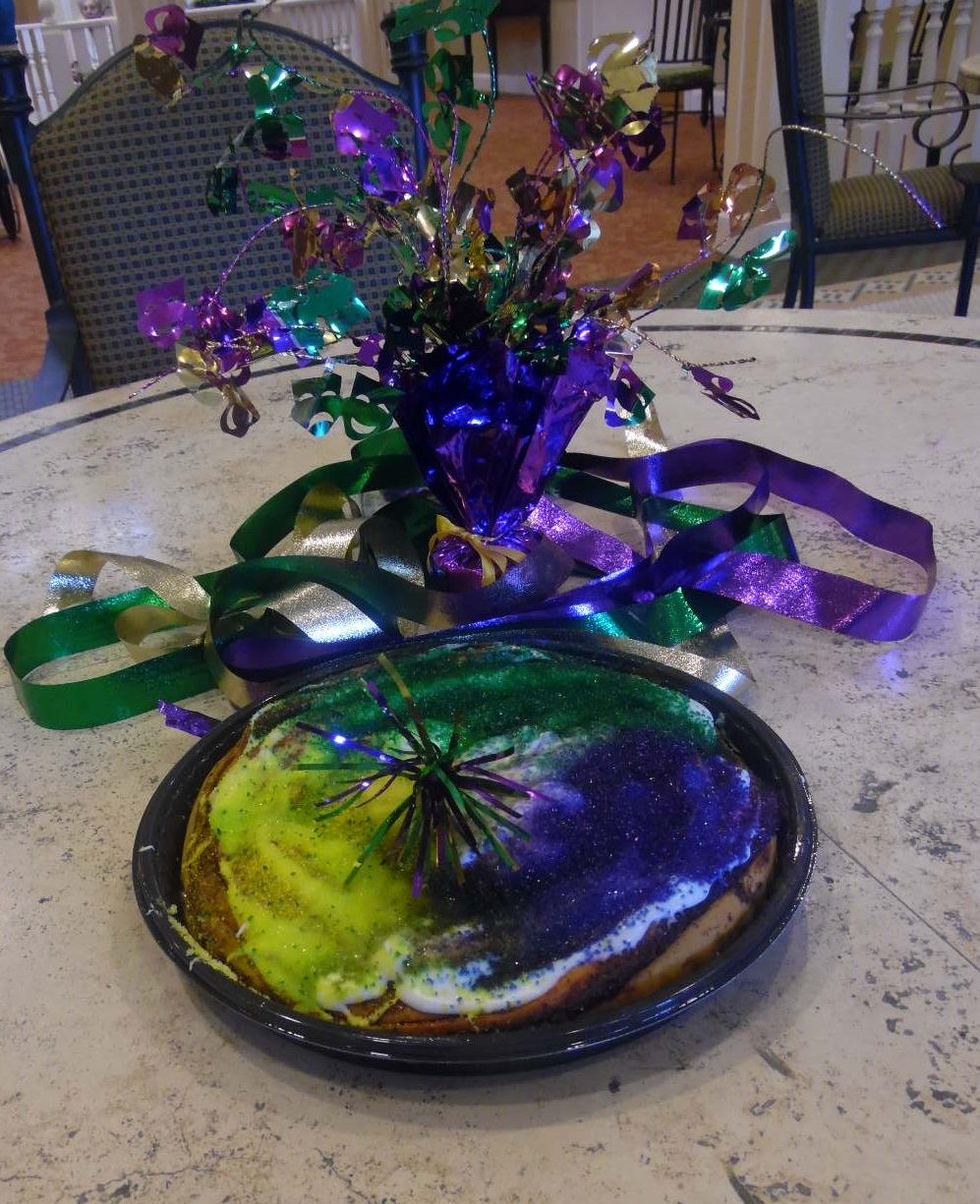 Mardi Gras Fat Tuesday Event Party