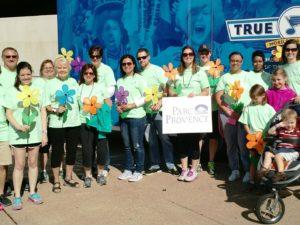 2015 Walk to End Alzheimer's