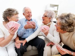 Social Seniors Enjoy Increased Happiness & Healthiness