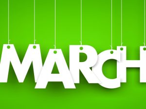 See What's Happening in March at Parc Provence