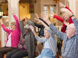 Keeping Active with Alzheimer's