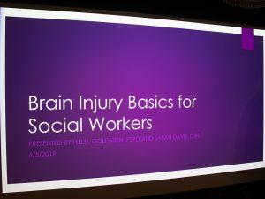 Gatesworth Communities Sponsor Brain Injury Training Workshop