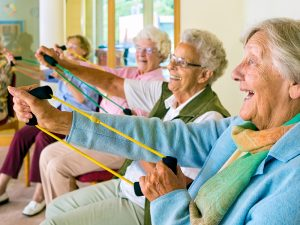 An Abundance of Activities: Staying Active