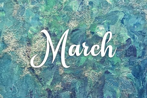 Parc Provence March 2020 Activities Calendar