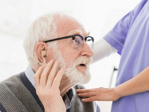 Alzheimer's Disease and Hearing Loss