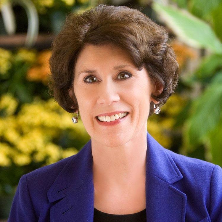 Portrait of Karen Tjaden, Leasing Director