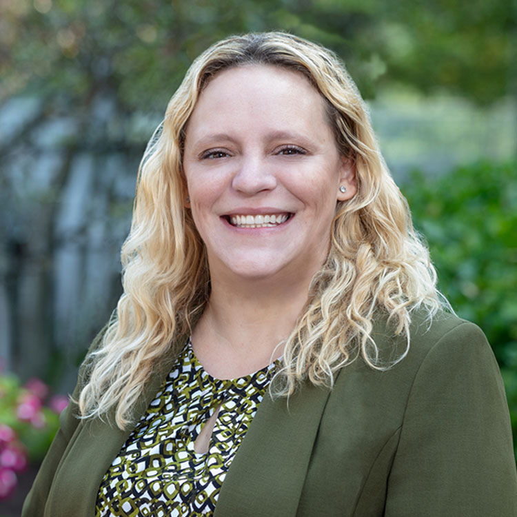 Portrait of Abigail Declue, Director of Nursing